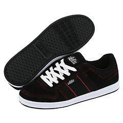 Adio Rebate Black/Red/Black