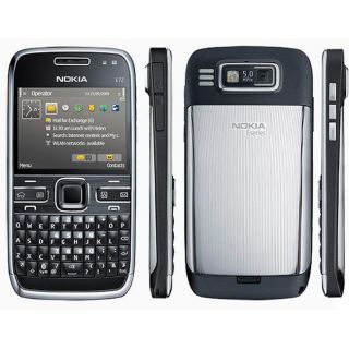 Nokia E72 Grey GSM Unlocked Cell Phone