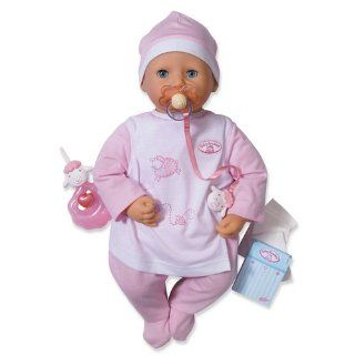 Baby Annabell Function Doll Toys & Games