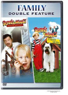 Dennis the Menace / Dennis Menace Strikes Again (Double