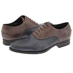 Harrys of London Archie Dark Tan/Black