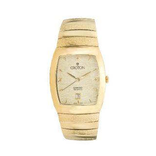 Croton Mens Elegant Dress Quartz Watch