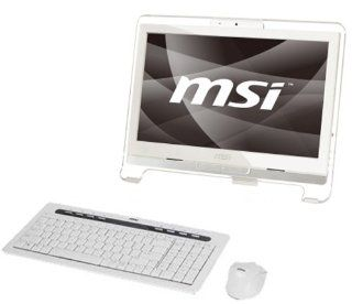 MSI Wind Top AE1900 2316XP Touch Desktop PC 47 cm WXGA