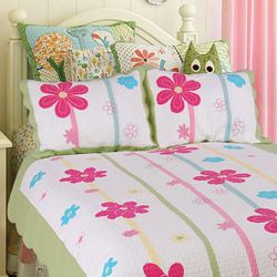 Spring Fling Flower Twin size 2 piece Quilt Set Today $49.99 4.9 (7