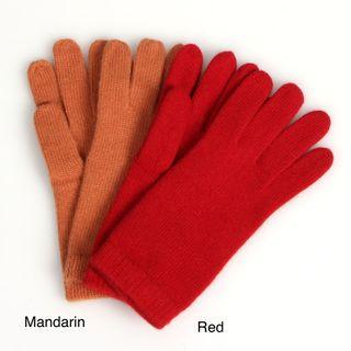 Portolano Womens 10 inch Cashmere Gloves FINAL SALE