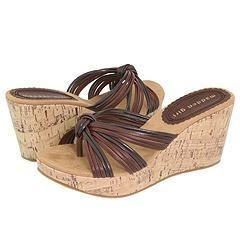 Madden Girl Koctail Brown Paris Sandals