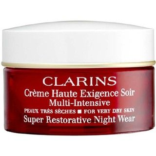 Clarins Super Restorative Night Wear for Very Dry Skin