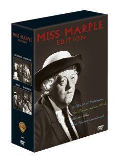 Miss Marple Box (4 DVDs) Margaret Rutherford Filme & TV