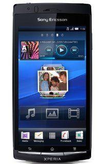 Sony Ericsson Xperia arc Smartphone 4.2 Zoll midnight