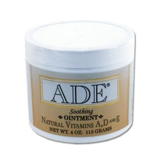 Carlson Laboratories 4 ounce ADE Natural Vitamin A/ D/ E Ointment