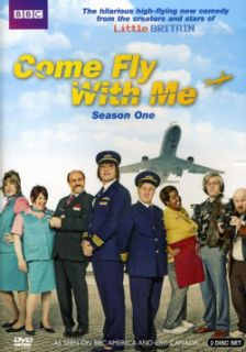 Come Fly With Me Season 1 (DVD) Today $19.79