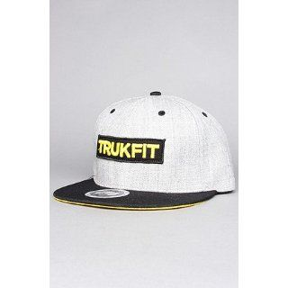 TRUKFIT The Truckfit Original Patch Snapback in Asphalt