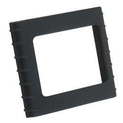 Black Silicone Case/ Screen Proecor for Apple iPod Nano 6h