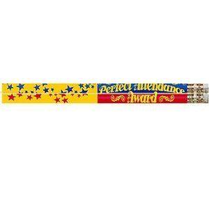 D1404 Perfect Attendance   144 Attendance Award Pencils