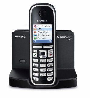 Siemens Gigaset CX470 isdn schnurloses ISDN Telefon mit