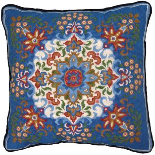 MCG Textiles Blue Kaleidoscope Needlepoint Kit Today: $30.21 4.0 (1