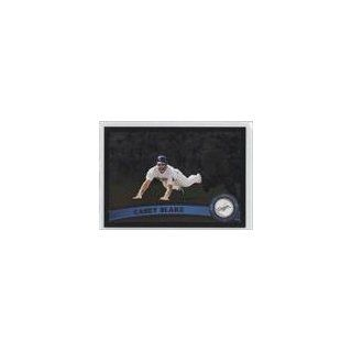Angeles Dodgers (Baseball Card) 2011 Topps Wal Mart Black Border #158