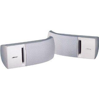 Bose 161 Bookshelf Speaker System (White) Electronics