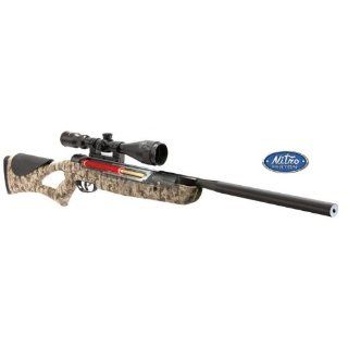 Crosman Remington Nitro Piston.177 Caliber Nitro Piston Air Rifle with