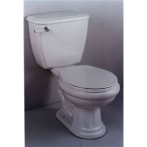 Jameco International Llc K 8672 White China Toilet Bowl