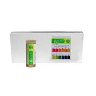 Micro Essential Lab 165/1 12 Hydrion Wide Range pH Paper Test Strips