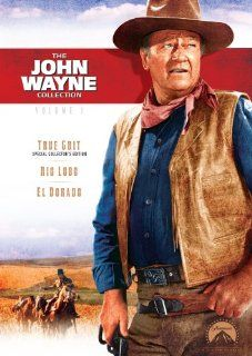 The John Wayne Collection, Vol. I (True Grit / Rio Lobo