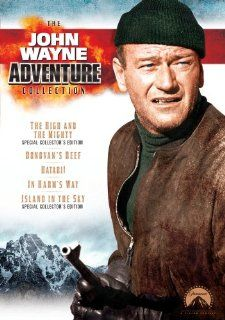 The John Wayne Adventure Collection (The High and the