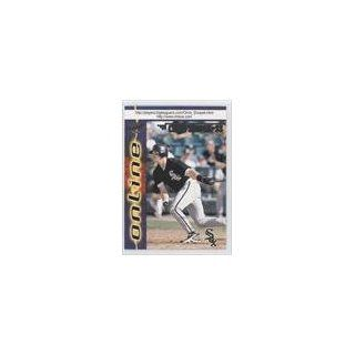 Snopek Chicago White Sox (Baseball Card) 1998 Pacific Online #181