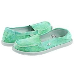 Sanuk Summer O Love Green Athletic