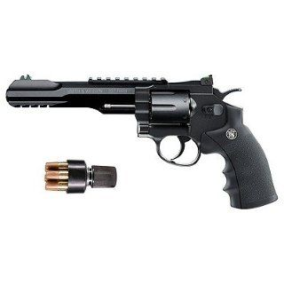 com Smith & Wesson 327 TRR8 Black .177 (Air Pistols) Everything Else