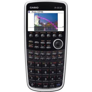 Casio PRIZM FX CG 10 L IH Graphing Calculator Today $119.54