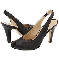 Lumiani Siena Chocolate Satin/Chocolate Kid Pumps/Heels