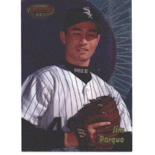 1998 Bowmans Best #187 Jim Parque RC   Chicago White Sox (RC   Rookie
