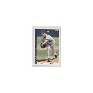 Dave Fleming Seattle Mariners (Baseball Card) 1993 Score