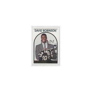 David Robinson/Commemorative 1989/Rookie Card Admiral (David) Robinson