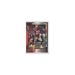 Amp Lee (Football Card) 1992 Wild Card Red Hot Rookies