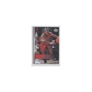Joey Graham Toronto Raptors (Basketball Card) 2007 08 Upper Deck #112
