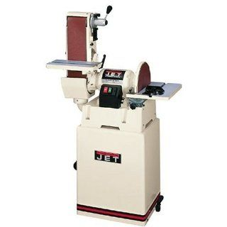 Horsepower Belt/Disc Sander, 115/230 Volt 1 Phase