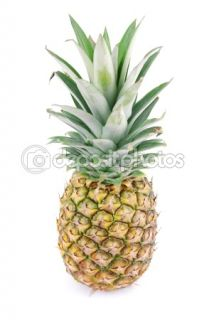 Ripe pineapple fruit  Foto de Stock © Luis Santos #1878794