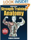 Womens Strength Training Anatomy: Frederic Delavier: 9780736048132
