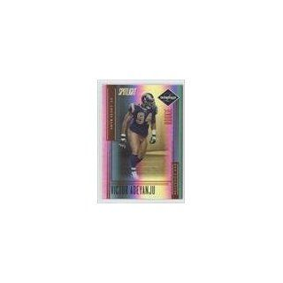St. Louis Rams (Football Card) 2006 Leaf Limited Bronze Spotlight #247