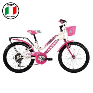 Lombardo Girls Akira 20 6V Mountain Bicycle