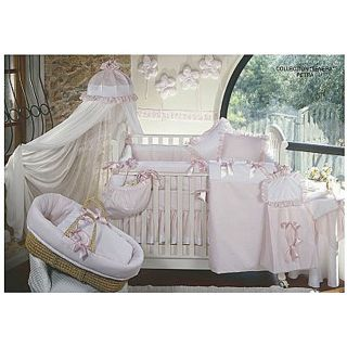 Picci Petra 4 piece Crib Bedding Set