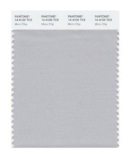 Pantone 14 4105 TCX Smart Color Swatch Card, Micro Chip