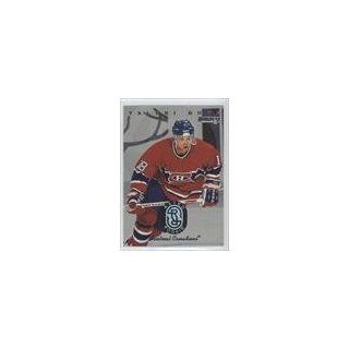 Valeri Bure Montreal Canadiens (Hockey Card) 1996 97 Donruss Rated