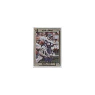 Seattle Seahawks (Football Card) 1990 Action Packed #258 Collectibles