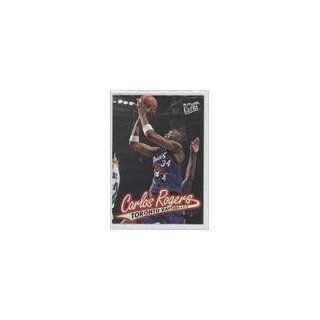 Toronto Raptors (Basketball Card) 1996 97 Ultra #249 Collectibles