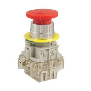 Amico 1NO 1NC Type Emergency Stop Push Button Latching Switch
