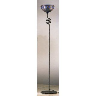 876 Copper Green Fantasia Floor Lamp Home Improvement