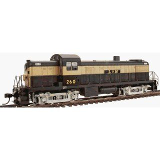 1000 HO Scale Diesel Alco RS 2 Powered   Louisville and Nashville #266